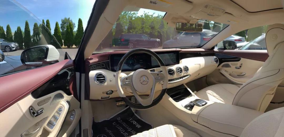 S560迈巴赫Coupe
