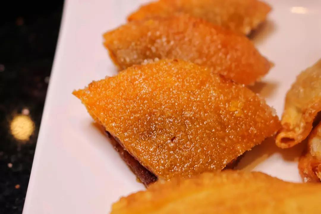 红豆红薯饼