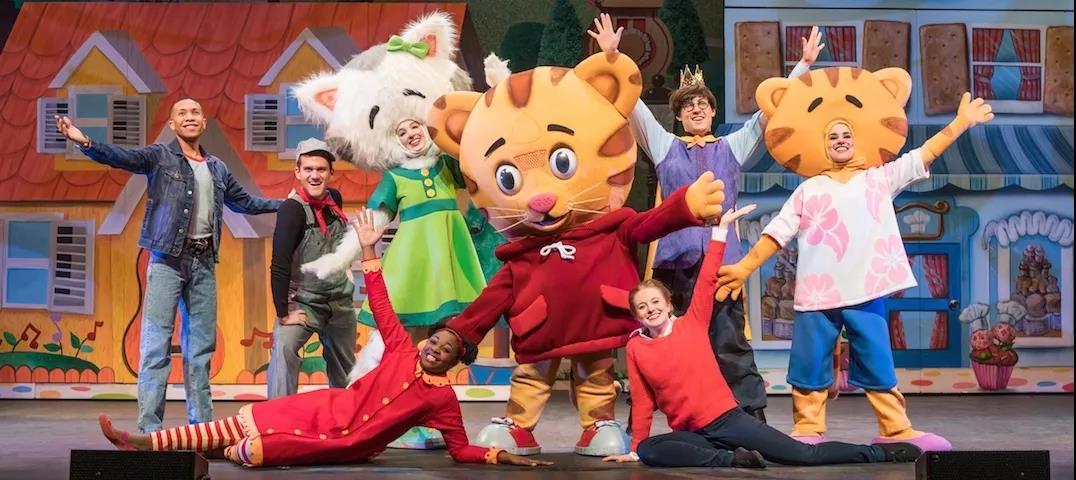 小老虎丹尼尔和他的邻居舞台剧2