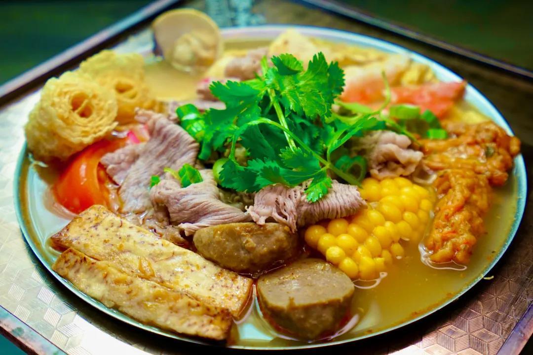 沙茶牛肉锅