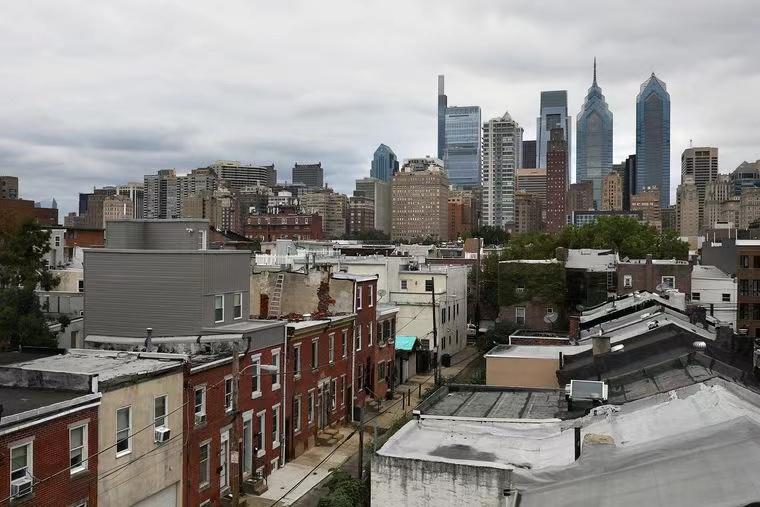 费城社区房屋估价