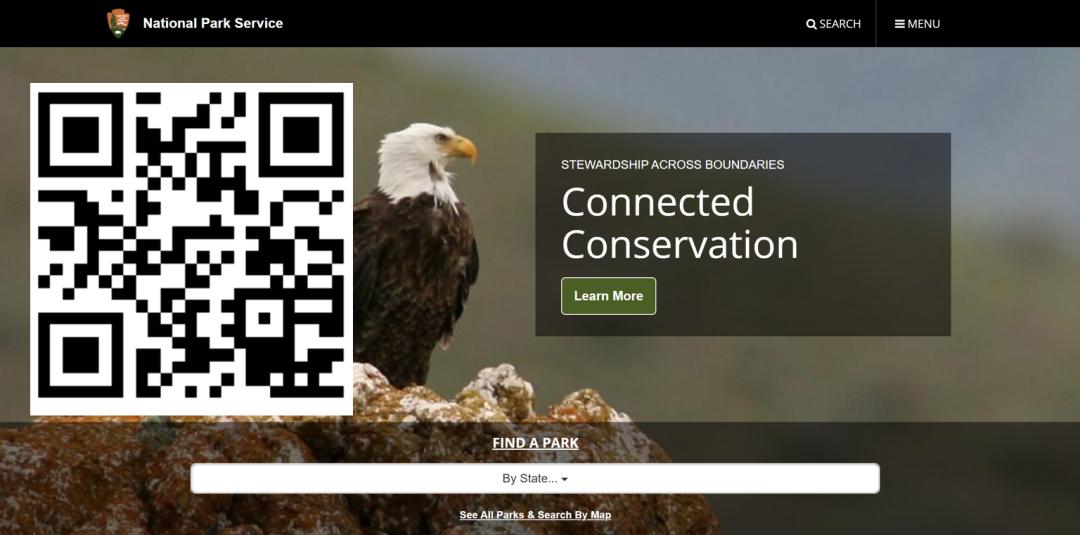 宾州境内所有免费公园信息二维码