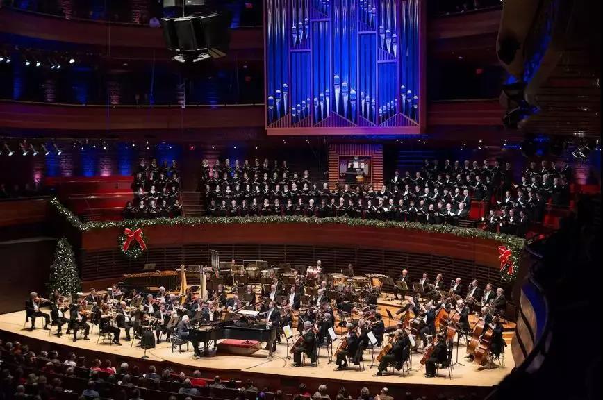 费城交响乐团圣诞专场