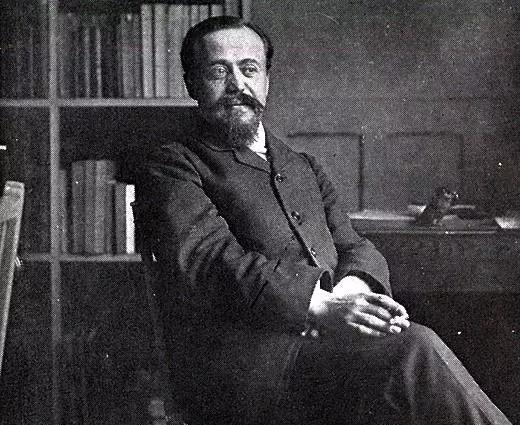 法国作曲家保罗·杜卡斯