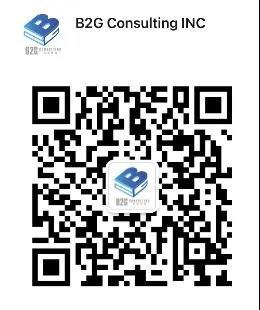 B2G商务咨询公司二维码