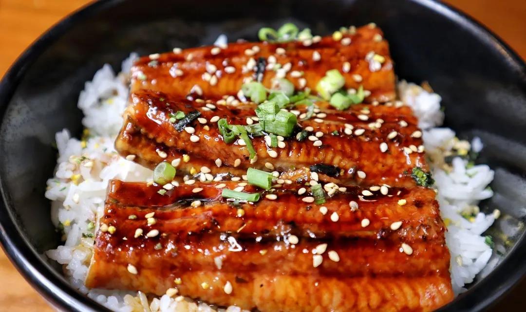 日式照烧鳗鱼丼