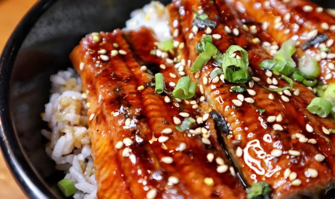 日式照烧鳗鱼丼2