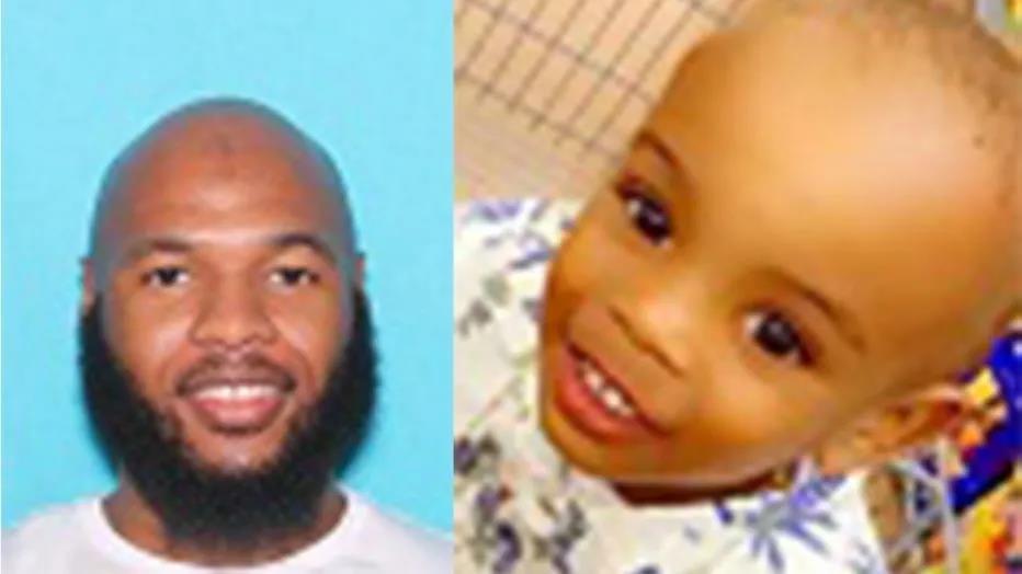 失踪小男孩儿疑被其父绑架