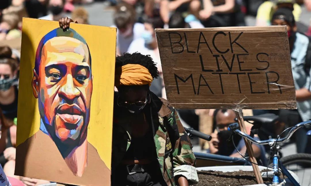 Black life matter(黑人的命也是命)
