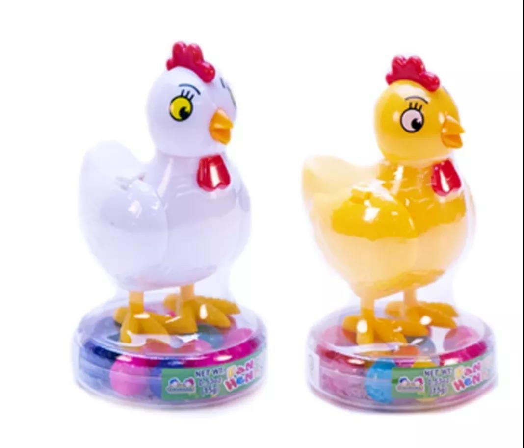趣味糖果小鸡玩具